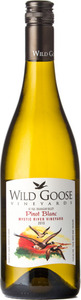 Wild Goose Pinot Blanc Mystic River 2015, Okanagan Valley Bottle
