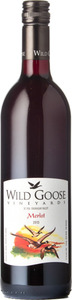 Wild Goose Merlot 2013, BC VQA Okanagan Valley Bottle