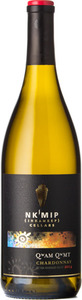 Nk'mip Cellars Qwam Qwat Chardonnay 2014, Okanagan Valley Bottle