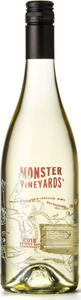 Monster Vineyards Skinny Dip Chardonnay 2015, BC VQA Okanagan Valley Bottle