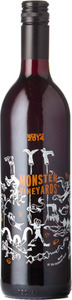 Monster Vineyards Merlot 2014, BC VQA Okanagan Valley Bottle