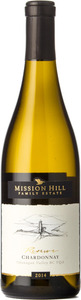 Mission Hill Reserve Chardonnay 2014, Okanagan Valley Bottle