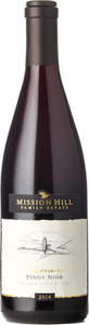 Mission Hill Reserve Pinot Noir 2014, BC VQA Okanagan Valley Bottle