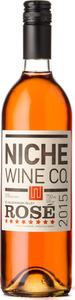 Niche Rose 2015, BC VQA Okanagan Valley Bottle