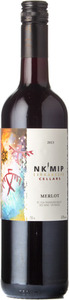 Nk'mip Cellars Winemaker's Series Merlot 2013, BC VQA Okanagan Valley Bottle