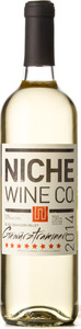 Niche Wine Company Gewurztraminer 2014, BC VQA Okanagan Valley Bottle