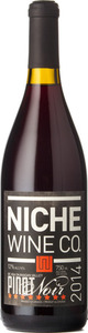 Niche Pinot Noir 2014, BC VQA Okanagan Valley Bottle