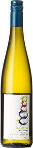 Niagara College Teaching Winery Balance Semi Dry Riesling 2015, Niagara Peninsula Bottle