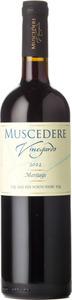 Muscedere Vineyards Meritage 2012, Lake Erie North Shore Bottle