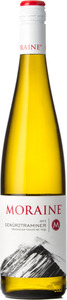 Moraine Gewurztraminer 2015, Okanagan Valley Bottle