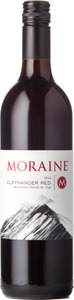 Moraine Estate Winery Cliffhanger Red 2014, BC VQA Okanagan Valley Bottle