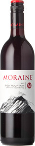 Moraine Mountain Red 2013, BC VQA Okanagan Valley Bottle