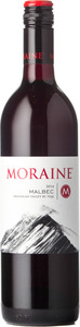 Moraine Malbec 2014, BC VQA Okanagan Valley Bottle