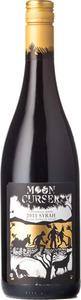 Moon Curser Syrah Contraband Series Bartsch Vineyard 2013, BC VQA Okanagan Valley Bottle