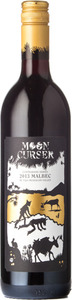 Moon Curser Contraband Series Malbec 2013, BC VQA Okanagan Valley Bottle
