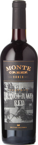 Monte Creek Ranch Hand Red 2014 Bottle