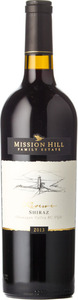 Mission Hill Reserve Shiraz 2013, BC VQA Okanagan Valley Bottle
