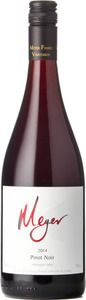 Meyer Okanagan Valley Pinot Noir 2014 Bottle