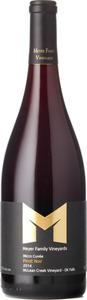Meyer Micro Cuvee Pinot Noir Mclean Creek Vineyard 2014, VQA Okanagan Valley Bottle