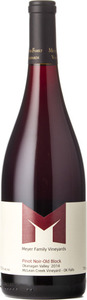 Meyer Old Block Pinot Noir Mclean Creek Vineyard   Ok Falls 2014, Okanagan Valley Bottle