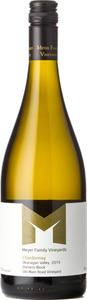 Meyer Stevens Block Chardonnay Old Main Road Vineyard 2015, Naramata Bench Bottle