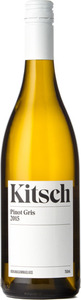 Kitsch Pinot Gris 2015, Okanagan Valley Bottle