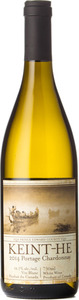 Keint He Portage Chardonnay 2014, VQA Prince Edward County Bottle