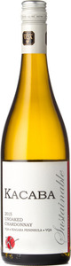 Kacaba Unoaked Chardonnay 2015, VQA Niagara Peninsula Bottle
