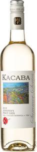 Kacaba Jennifer's Pinot Gris 2015, Niagara Peninsula Bottle