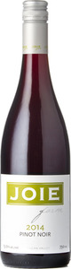 Joie Farm Pinot Noir 2014, Okanagan Valley Bottle