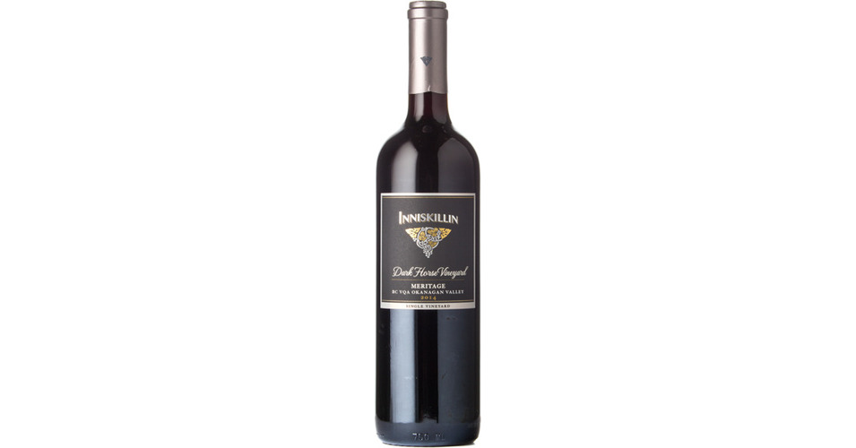 Inniskillin Okanagan Single Vineyard Series Dark Horse