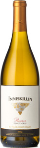Inniskillin Okanagan Reserve Pinot Gris 2014, Okanagan Valley Bottle