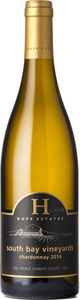 Huff Estates South Bay Vineyards Chardonnay 2014, VQA Prince Edward County Bottle