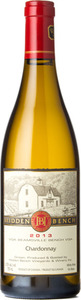 Hidden Bench Beamsville Bench Chardonnay 'estate' 2013 Bottle