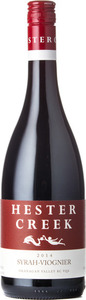Hester Creek Syrah Viognier 2014, Okanagan Valley Bottle