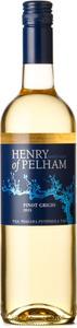 Henry Of Pelham Pinot Grigio 2015, VQA Niagara Peninsula Bottle