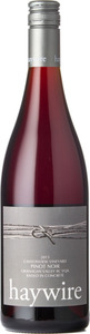 Haywire Canyonview Vineyard Pinot Noir 2013, Okanagan Valley Bottle