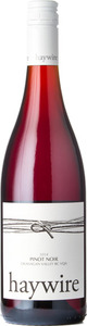 Haywire Pinot Noir 2014, BC VQA Okanagan Valley Bottle