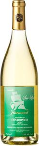 Harwood Chardonnay Sur Lie 2014 Bottle