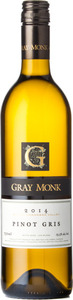 Gray Monk Pinot Gris 2014, BC VQA Okanagan Valley Bottle