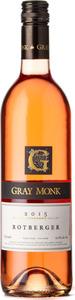 Gray Monk Rotberger 2015, Okanagan Valley Bottle