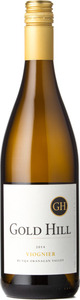 Gold Hill Winery Viognier 2014, Okanagan Valley Bottle
