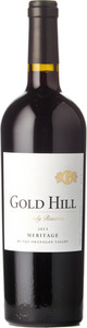Gold Hill Meritage Family Reserve 2013, VQA Okanagan Valley Bottle