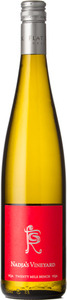 Flat Rock Nadja's Vineyard Riesling 2015, VQA Twenty Mile Bench, Niagara Peninsula Bottle