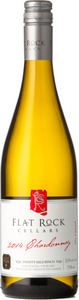 Flat Rock Chardonnay 2014, VQA Twenty Mile Bench Bottle