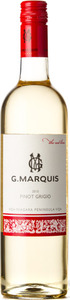 G. Marquis The Red Line Pinot Grigio 2015, VQA Niagara Peninsula Bottle