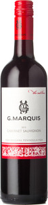 G.Marquis Cabernet Sauvignon   The Red Line 2013, Niagara Peninsula Bottle