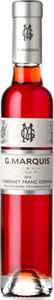 G. Marquis Cabernet Franc Icewine The Silver Line 2014, VQA Niagara Peninsula (375ml) Bottle