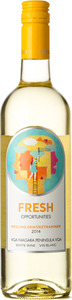 Fresh Opportunites Riesling Gewurztraminer 2014, Niagara Peninsula Bottle