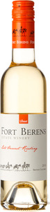 Fort Berens Late Harvest Rielsing 2014, Lillooet (375ml) Bottle